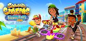 Игры Subway Surfers (apk) бесплатно скачать для Android / ПК screenshot