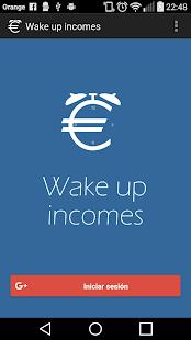 Download Wake up incomes Apk 3 01,com valbonet wakeupincomes