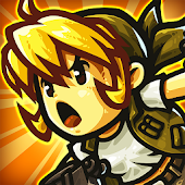 Metal Slug Infinity: Idle Tap Game & Retro 2D RPG icon