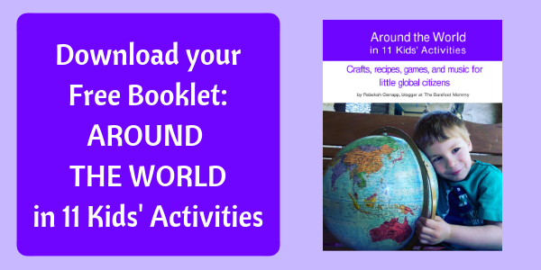 Learn about Greece: Books & Activities for Kids - The Barefoot Mommy