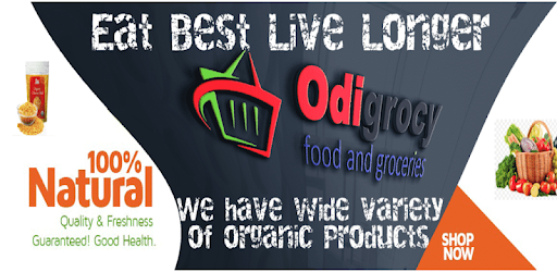 Odigrocy grocery App you wish your grocery we deliver at your door FREE in 4hrs.