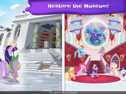 My Little Pony Color By Magic MOD APK [VIP Enabled, Unlimited Apples] 9