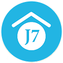 J7 Galaxy Launcher Theme icon