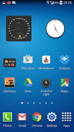 Modern Classic Clock