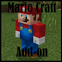 Mario Craft Add-on icon