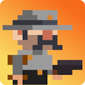 Tiny Wild West - Endless 8-bit pixel bullet hell icon