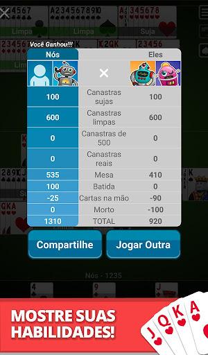 Buraco Jogatina: Jogo de Cartas Gru00e1tis 1.7.2 screenshots 24