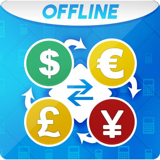 Currency Converter App Offline