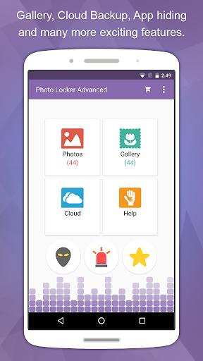 Photo Locker screenshot 2