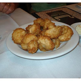 Batter-Fried Mushrooms