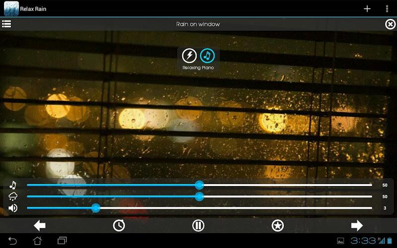 Relax Rain ~ Rain Sounds Screenshot 11