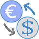 U.S. Dollar to Euro / USD to EUR Converter for PC-Windows 7,8,10 and Mac