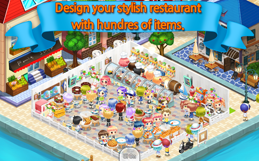 Hello Seafood 2 for Kakao apkpoly screenshots 8