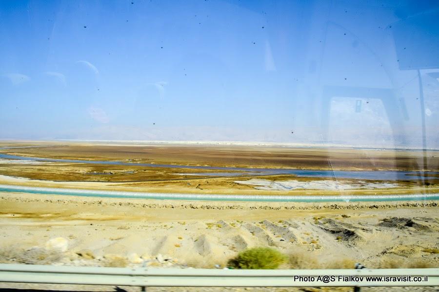 Мертвое море. Экологическая катастрофа.