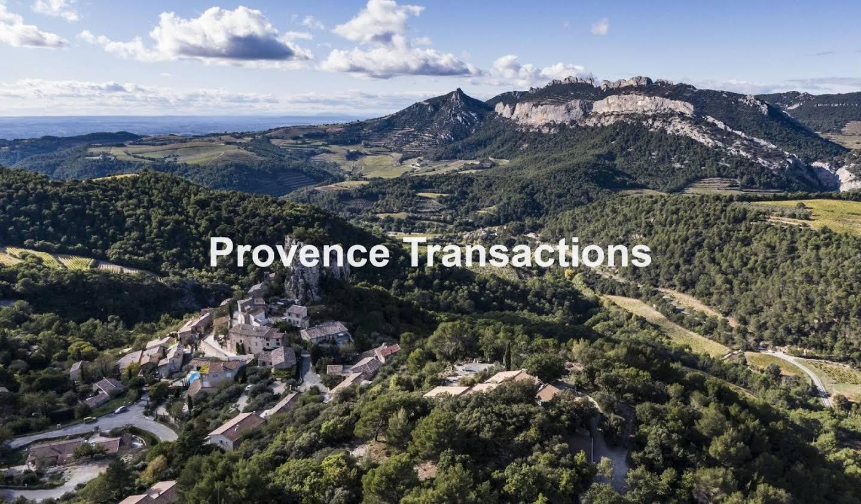 Propriété La Roque-Alric
