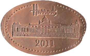 Photo: Harrods penny