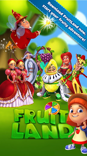 Fruit Land match 3 for VK apkdebit screenshots 10