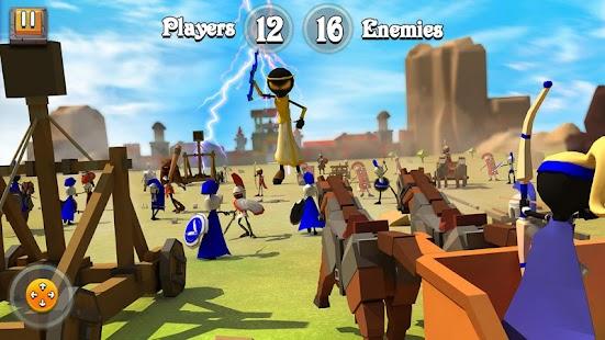 Greek Warriors : Castle Defence - náhled