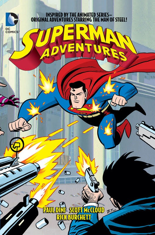 Superman Adventures (2015) - complete