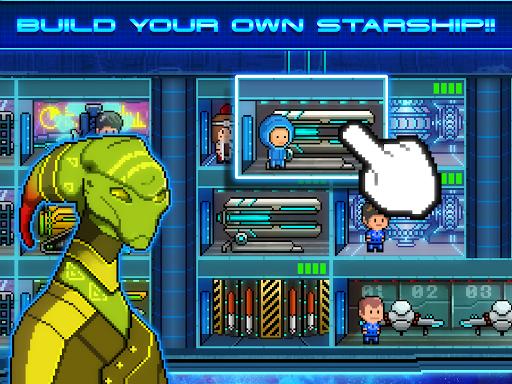Download Pixel Starshipsu2122 : Hyperspace MOD APK 7