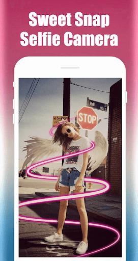 Sweet Snap Selfie Camera 2.12.0 screenshots 7
