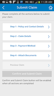 MetLife eServices(Gulf&Egypt)- screenshot thumbnail