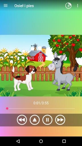 audio bajki dla dzieci polsku za darmo screenshot 1