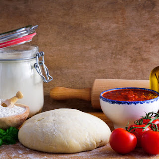 New & Improved Pizza Dough
