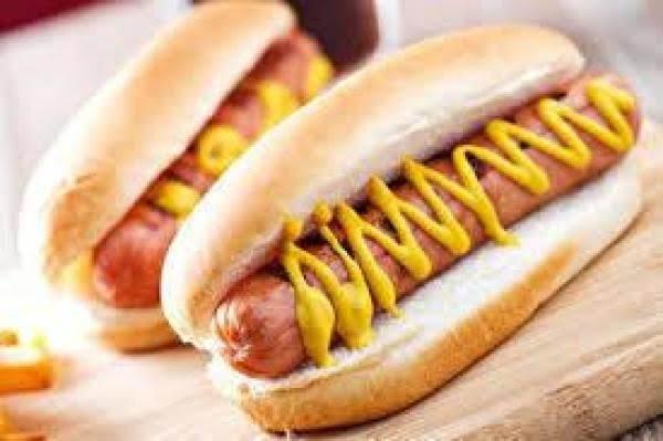 Campfire Hotdog Indoors Recipe