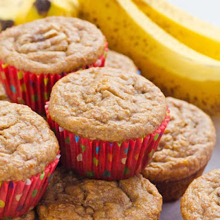Healthy Banana Muffins No Sugar Recipes.