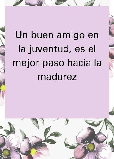 スペイン語で友情の引用