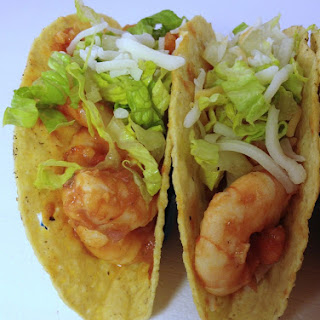Spicy Shrimp Tacos #15MinuteSuppers
