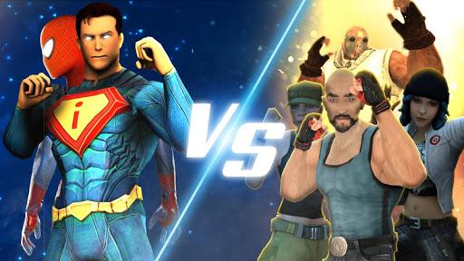Super Heroes Fight Club 1.2 screenshots 1
