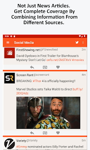 Movie News, Videos, & Social Media App Download For Android 8