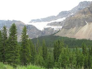 Photo: Crowsfoot Glacier