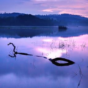 by Rizki Mayendra - Landscapes Waterscapes