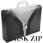 RSK Zip Icon