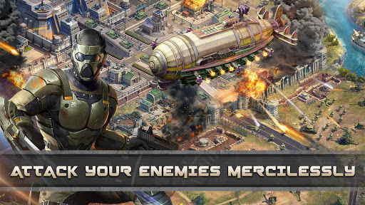 Z Day: Hearts of Heroes | MMO Strategy War - screenshot