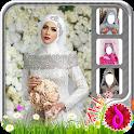 Modern Wedding Hijab icon