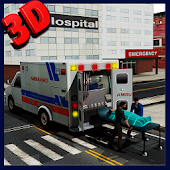 Ambulance Parking 3D Rescue
