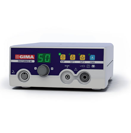 Diatermi 50D Monopolär 50 Watt