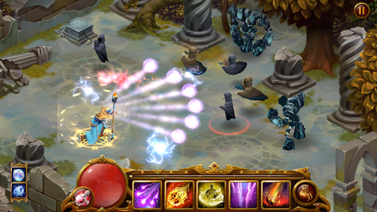Guild of Heroes Mod Apk 1.98.5 (God Mode + No Ads) For Android 8