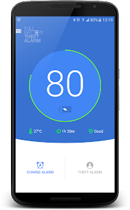 Full Battery & Theft Alarm App Download For Android 1