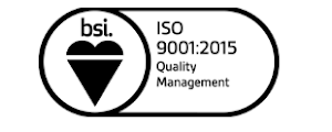 Iso 9001:2015 Quality Management Logo