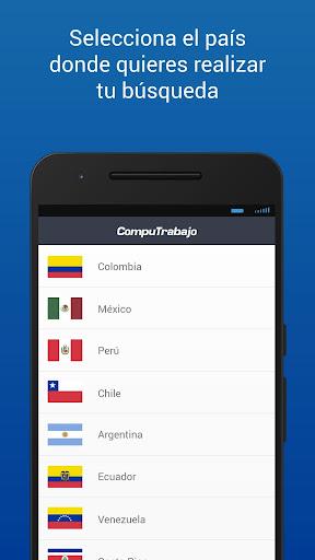 CompuTrabajo Ofertas de Empleo  screenshots 2