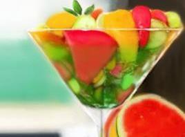 Melon And Cucumber Salad Recipe