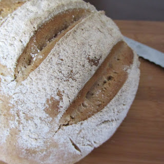 Irish Dark Bread.