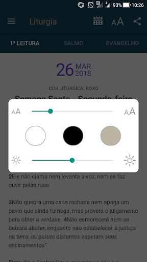 Liturgia Diária - Canção Nova 3.0.2 screenshots 4