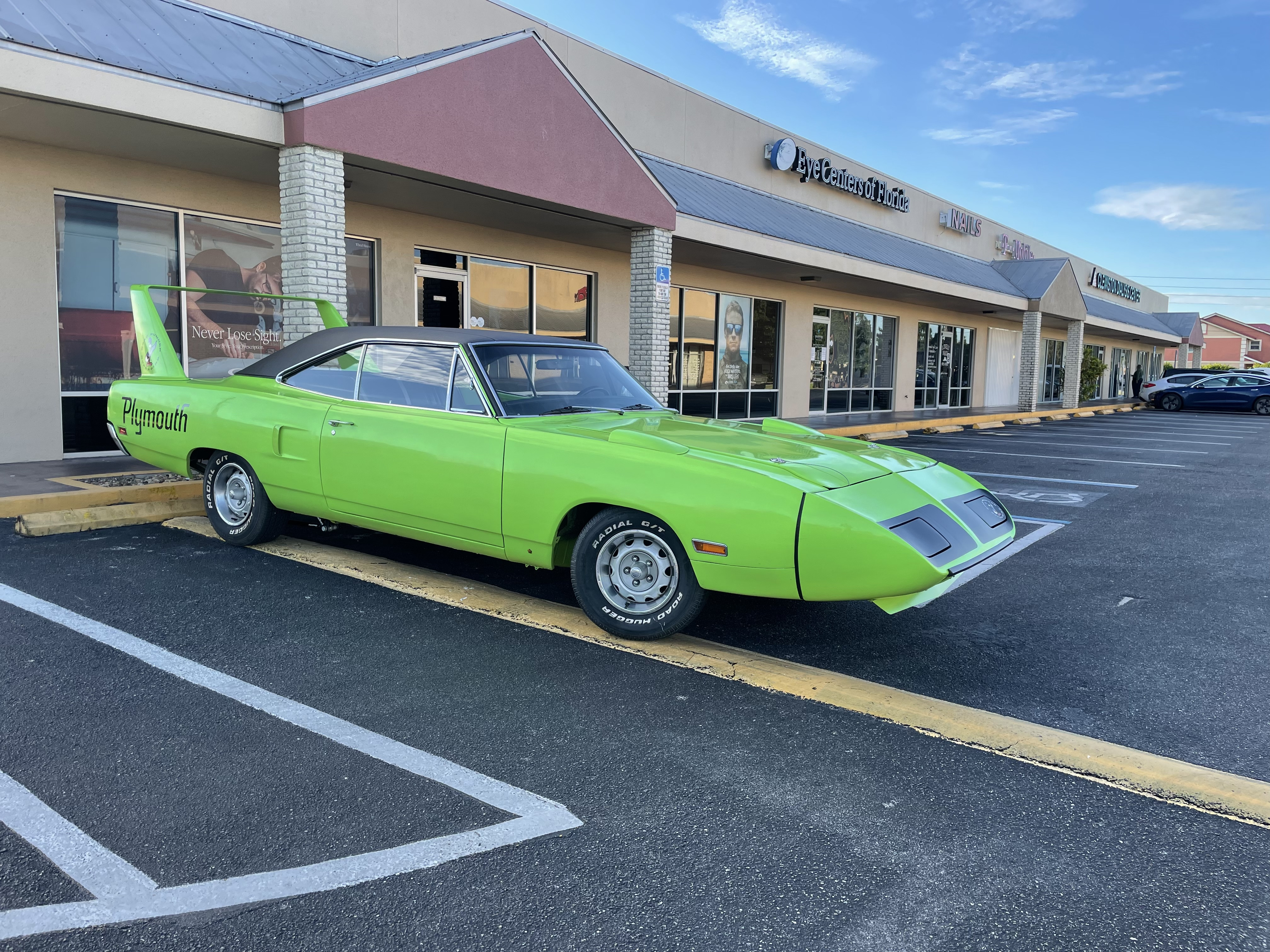 1970 Plymouth Hire Clewiston