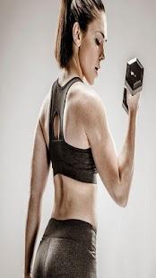 Women's Fitnees Body - náhled